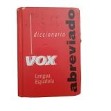 DICCIONARIO VOX ABREVIADO