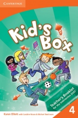 Kid´s Box 4 Interactive DVD (NTSC) with Teacher´s Booklet