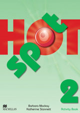 Hot Spot 2 Activity Book