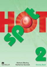 Hot Spot 2 Activity Book