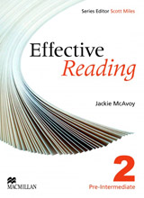 Effective Reading 2 Pre-Intermediate Student´s Book