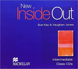 New Inside Out Intermediate Class Audio CDs (3)