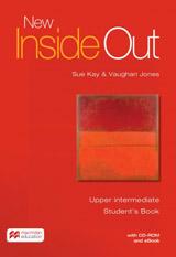 New Inside Out Upper Intermediate Student´s Book + CD-ROM + eBook