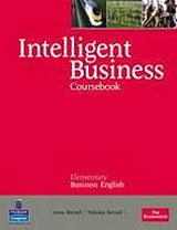 INTELLIGENT BUSINESS Elementary NEW Coursebook