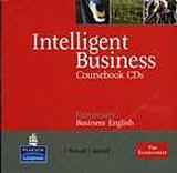 INTELLIGENT BUSINESS Elementary NEW Coursebook Audio CDs (2)