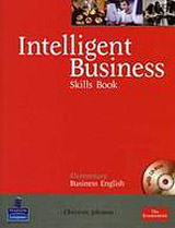 INTELLIGENT BUSINESS Elementary NEW Skills Book with CD-ROM