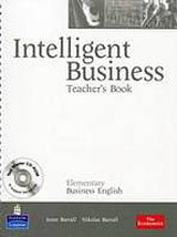 INTELLIGENT BUSINESS Elementary NEW Teacher´s Book with Test Master Multi-ROM