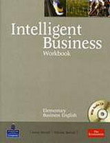 INTELLIGENT BUSINESS Elementary NEW Workbook with Audio CD