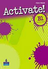 Activate! B1 (Intermediate) Teacher´s Book