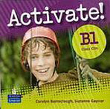 Activate! B1 (Intermediate) Class Audio CDs (2)