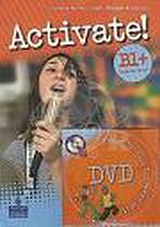 Activate! B1+ (Pre-FCE) Student´s Book with DVD
