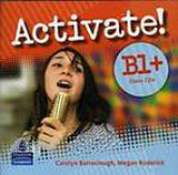 Activate! B1+ (Pre-FCE) Class Audio CDs (2)