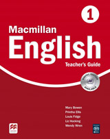 Macmillan English 1 Teacher´s Guide