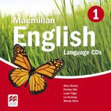 Macmillan English 1 Language Book Audio CD (2)
