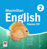 Macmillan English 2 Fluency Book Audio CD (1)