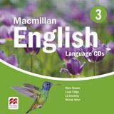 Macmillan English 3 Language Book Audio CD (2)