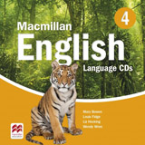 Macmillan English 4 Language Book Audio CD (2)