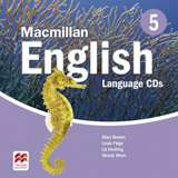 Macmillan English 5 Language Book Audio CD (2)