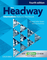 New Headway Intermediate (4th Edition) Maturita Workbook (Czech Edition)