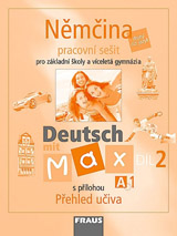 Deutsch mit Max A1 díl 2 PS (němčina jako 2.cizí jazyk na ZŠ )