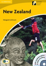 Cambridge Discovery Readers 2 New Zealand Book with CD-ROM / Audio CD ( Factbook )