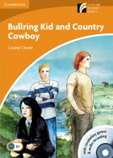 Cambridge Discovery Readers 4 Bullring Kid and Country Cowboy Book with CD-ROM / Audio CD ( Adventure )