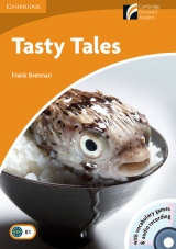 Cambridge Discovery Readers 4 Tasty Tales Book with CD-ROM / Audio CD ( Fiction: Short stories )