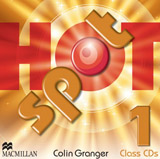 Hot Spot 1 Class Audio CDs (2)