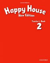 Happy House 2 (New Edition) Teacher´s Book