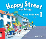 Happy Street 1 (New Edition) Class Audio CDs /2/