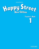 Happy Street 1 (New Edition) Teacher´s Book
