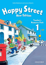 Happy Street 1 (New Edition) Teacher´s Resource Pack
