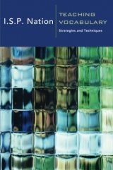 BOOKS FOR TEACHERS: TEACHING VOCABULARY