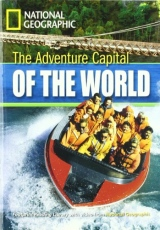 FOOTPRINT READING LIBRARY: LEVEL 1300: ADVEN CAPITAL OF WORLD with M/ROM (BRE)