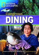 FOOTPRINT READING LIBRARY: LEVEL 1300: DANGEROUS DINING (BRE)