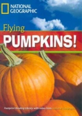 FOOTPRINT READING LIBRARY: LEVEL 1300: FLYING PUMPKINS (BRE)