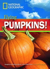 FOOTPRINT READING LIBRARY: LEVEL 1300: FLYING PUMPKINS with M/ROM (BRE)