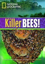 FOOTPRINT READING LIBRARY: LEVEL 1300: KILLER BEES with M/ROM (BRE)