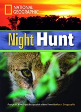 FOOTPRINT READING LIBRARY: LEVEL 1300: NIGHT HUNT (BRE)