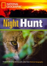 FOOTPRINT READING LIBRARY: LEVEL 1300: NIGHT HUNT with M/ROM (BRE)