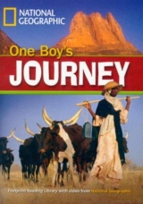 FOOTPRINT READING LIBRARY: LEVEL 1300: ONE BOYS JOURNEY (BRE)
