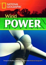 FOOTPRINT READING LIBRARY: LEVEL 1300: WIND POWER (BRE)