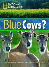 FOOTPRINT READING LIBRARY: LEVEL 1600: BLUE COWS? with M/ROM (BRE)