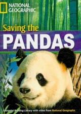 FOOTPRINT READING LIBRARY: LEVEL 1600: SAVING THE PANDAS (BRE)