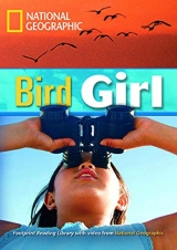 FOOTPRINT READING LIBRARY: LEVEL 1900: BIRD GIRL (BRE) with Multi-ROM