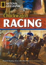 FOOTPRINT READING LIBRARY: LEVEL 1900: CHUCKWAGON RACING (BRE) with Multi-ROM