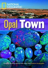 FOOTPRINT READING LIBRARY: LEVEL 1900: OPAL TOWN (BRE) with Multi-ROM