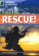 FOOTPRINT READING LIBRARY: LEVEL 1900: PARA-LIFE RESCUE (BRE)