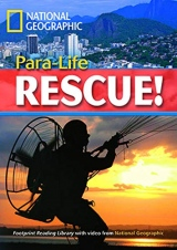 FOOTPRINT READING LIBRARY: LEVEL 1900: PARA-LIFE RESCUE (BRE) with Multi-ROM
