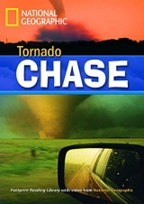 FOOTPRINT READING LIBRARY: LEVEL 1900: TORNADO CHASE (BRE) with Multi-ROM